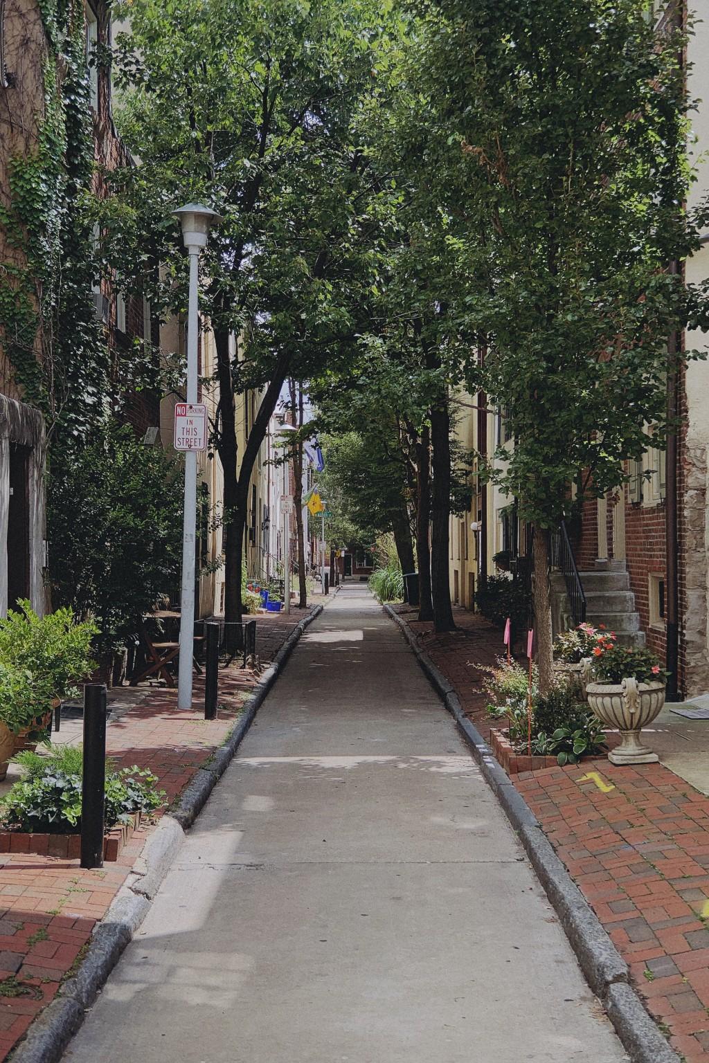 Philadelphia's Lanes