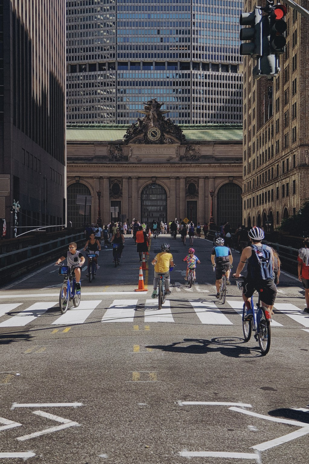 Summer Streets, Grand Central