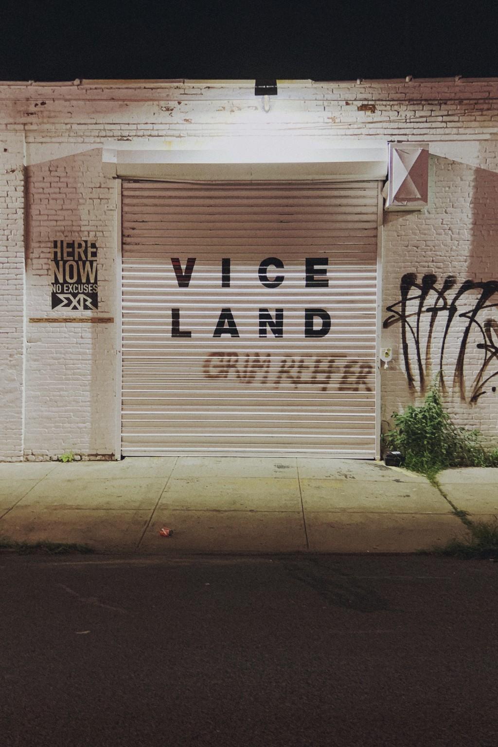 Vice Land Grim Reefer